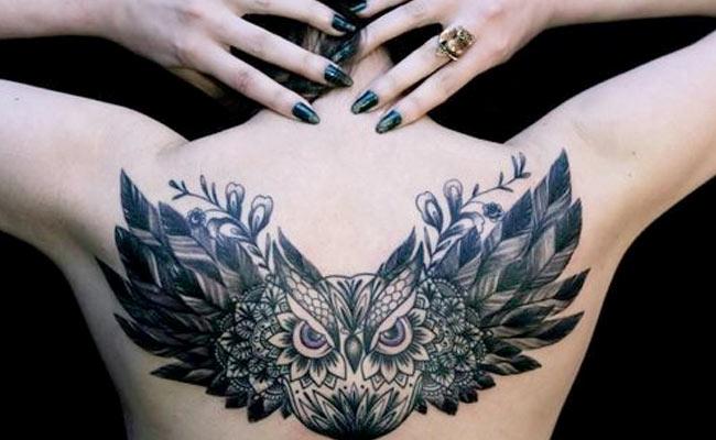 Tatuajes de búhos y su significado