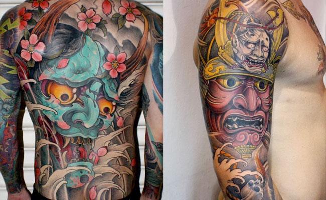 Tatuajes Japoneses Disenos Y Significado Del Tattoo Oriental