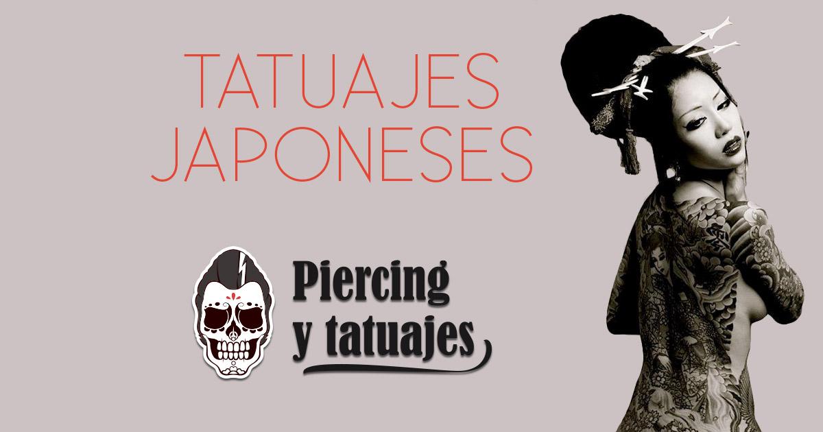 Tatuajes En Japones Y Su Significado