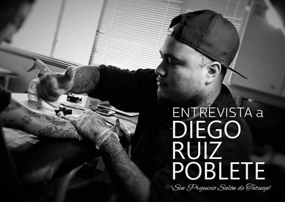 entrevista al tatuador Diego Ruiz Poblete