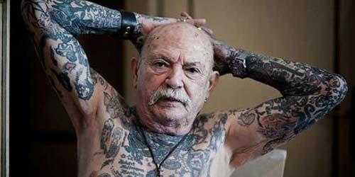 signos de que eres adicto a los tattoos