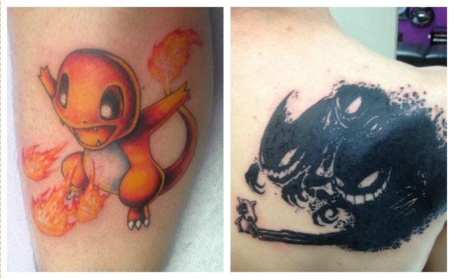 tatuaje-de-charmander