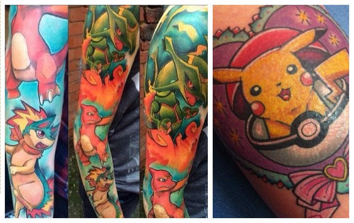 tatuaje-de-pikachu