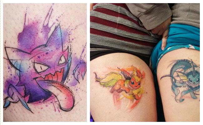 tatuajes-de-pokemon-acuarela