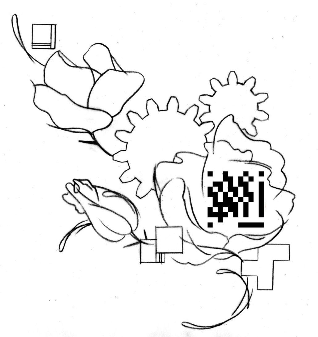 Tatuaje con código QR