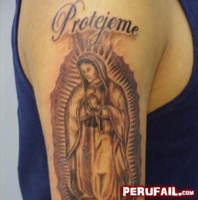 Tattoos de faltas de ortografía