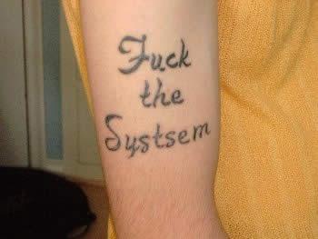 Tatuajes en inglés mal traducidos