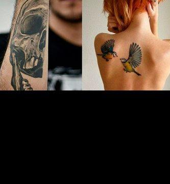 Fotos de catálogos de tatuajes