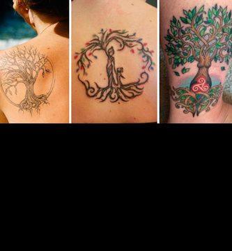 Tatuajes del árbol de la vida