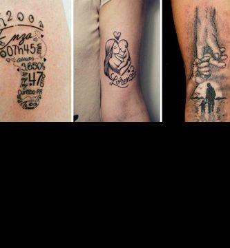Tatuajes de la familia