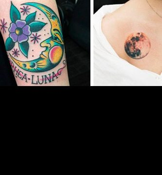 Tatuajes de lunas