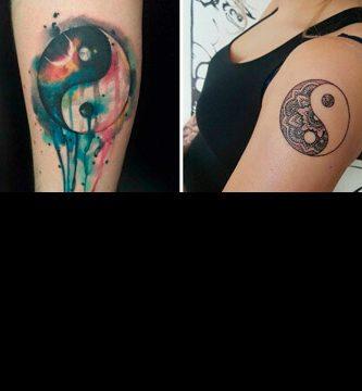 Tatuajes Ying Yang
